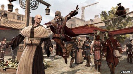 Screenshot din Assassin's Creed Brotherhood