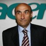 acer CEO resignation