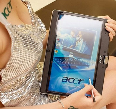 Tablet PC de la ACER