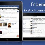 Friendlz Facebook for iPad