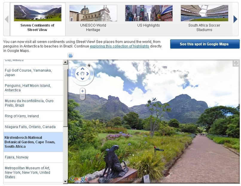 google streeet view 2