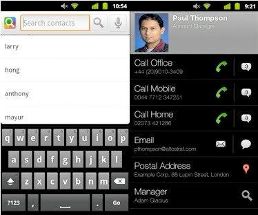 Android pentru Business