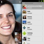 google talk video chat on android