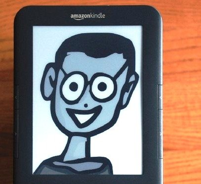 kindle screen-saver customized