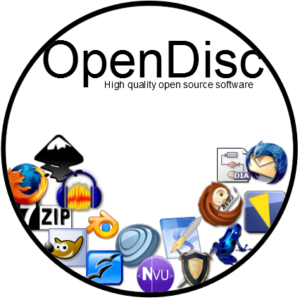 OpenDisc-Cover