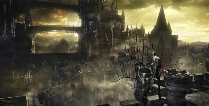 Dark Souls 3 Screen Shot