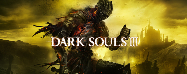 coperta Dark Souls 3