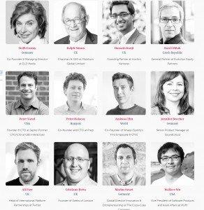 Speakerii de la Techsylvania 2016