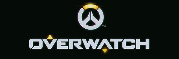 overwatch logo black